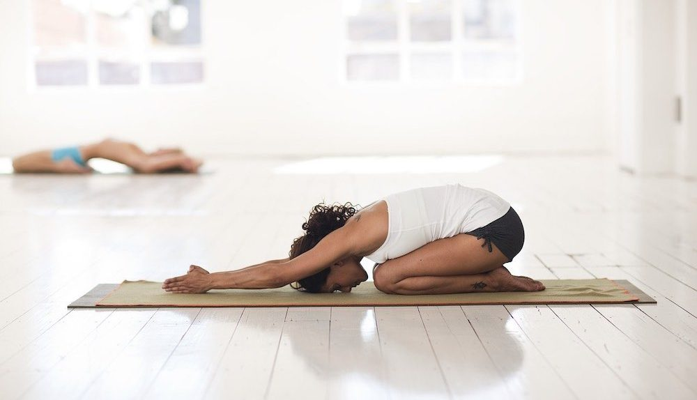 tapis yoga pilate