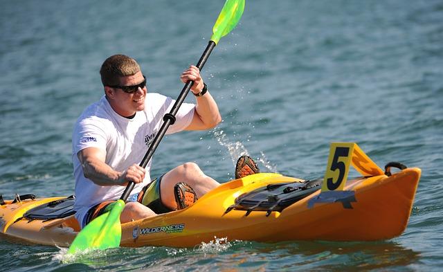 Pourquoi vous devriez faire du kayak ?